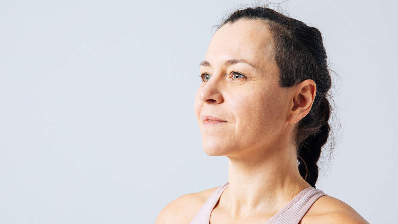 Eine Herausforderung für Haut und Haare
